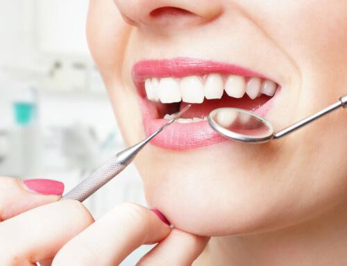 Zahnvorsorge Untersuchung